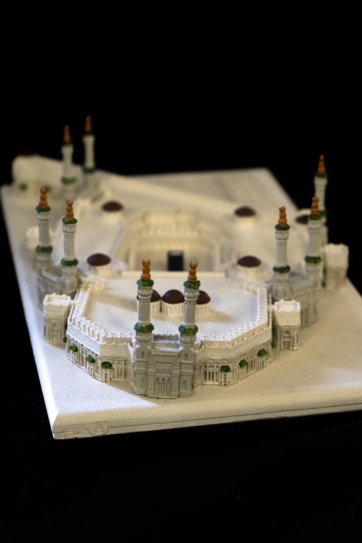 Mezquita Al-Haram - La Meca (Arabia Saudí)