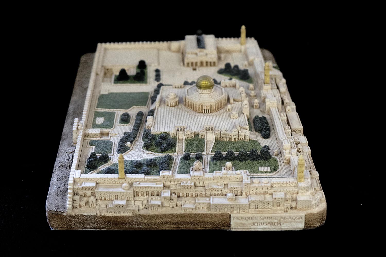 Mezquita de Al Aqsa - Jerusalén (Israel)