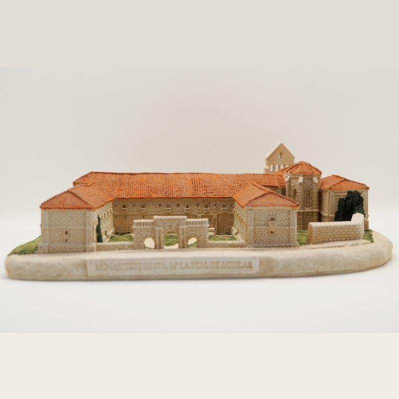 Monasterio de Santa María la Real de Aguilar de Campoo (Palencia)