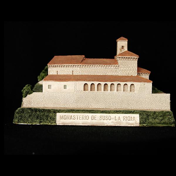 Monasterio de Suso - San Millán de la Cogolla (La Rioja)