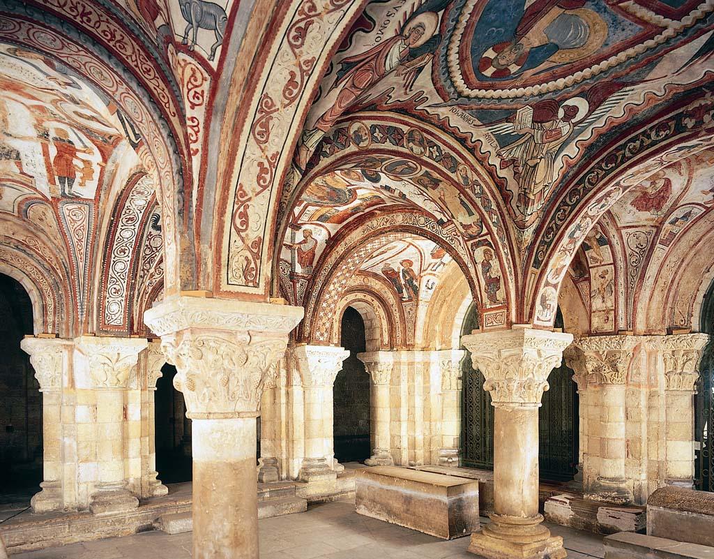 Monasterios del Esla. Ecos de un viejo reino