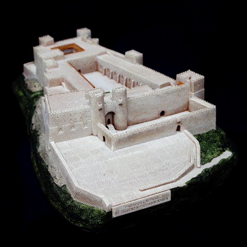 Parador Castillo de Sigüenza (Guadalajara)