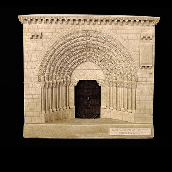 Portada del Juicio de Tudela (Navarra) (Grande)