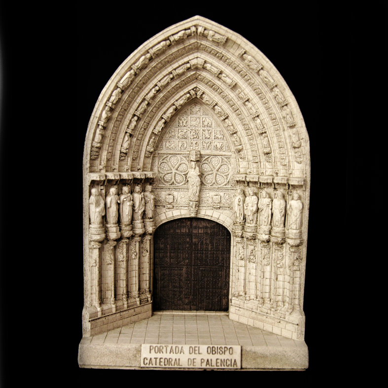 Portada del Obispo (Palencia) (Pequeña)