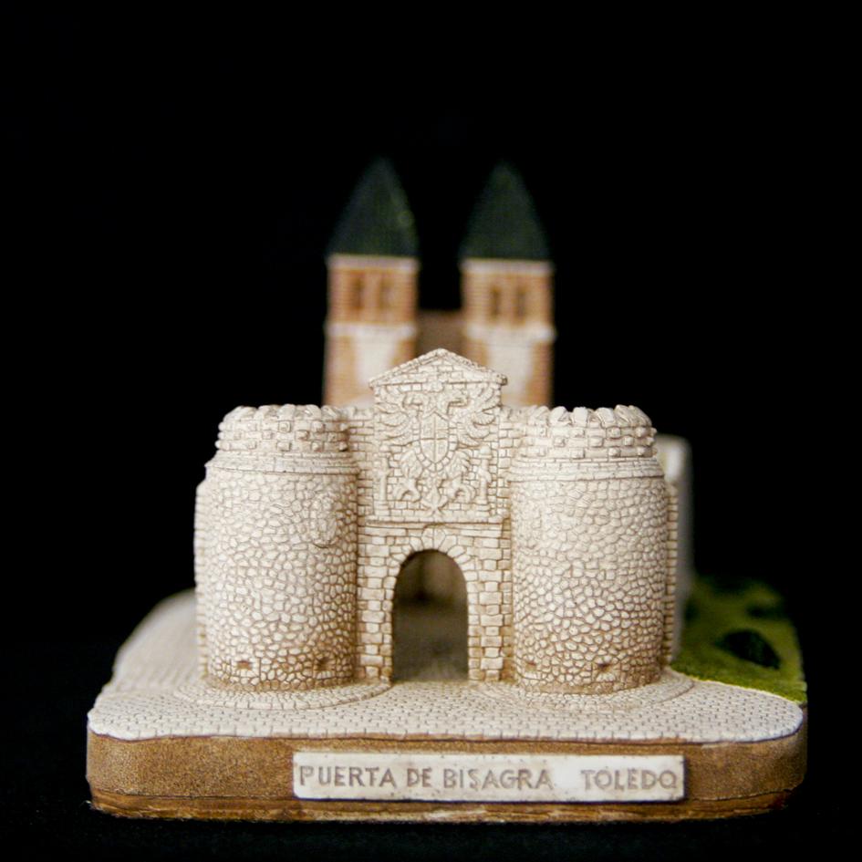 Puerta Nueva de la Bisagra (Toledo)