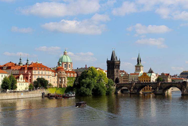 República Checa: Praga y Moravia del Sur.