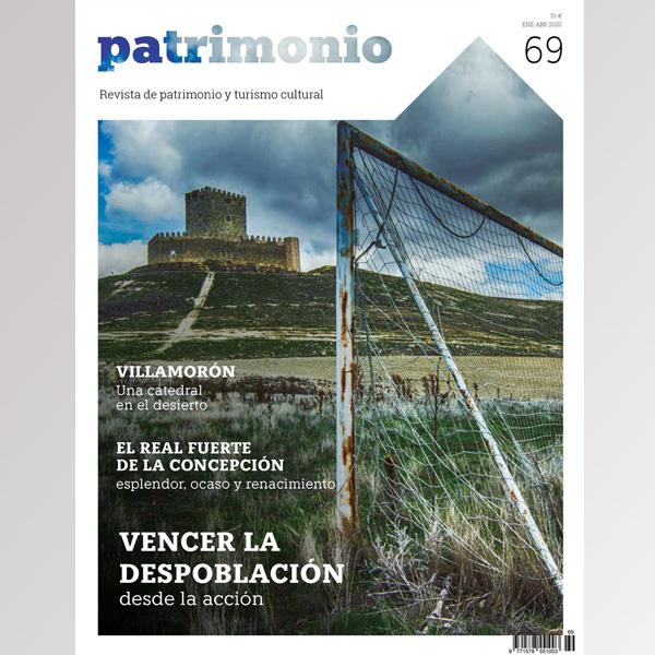 Patrimonio 69 (edición impresa / digital)