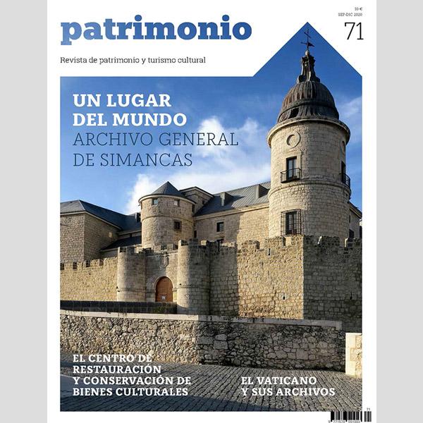 Revista Patrimonio 71 (edición impresa / digital)