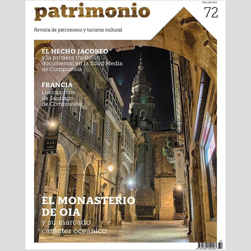 Revista Patrimonio 72 (edición impresa / digital)