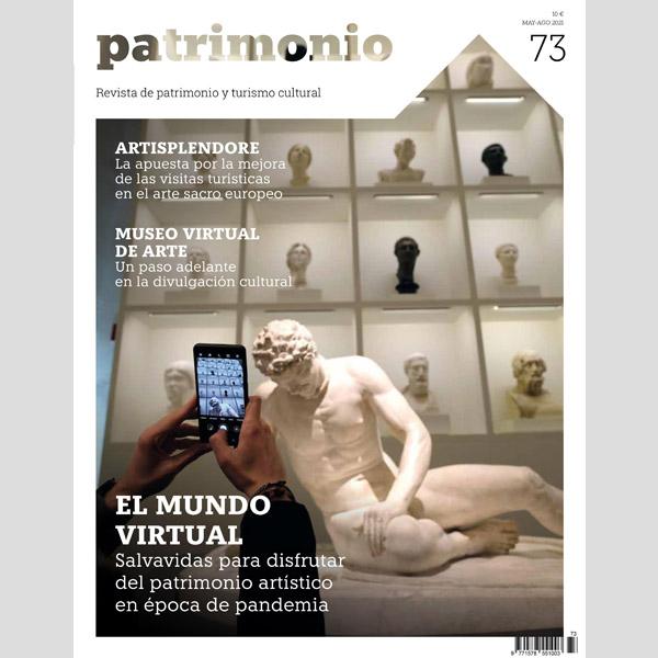 Revista Patrimonio 73 (edición impresa / digital)