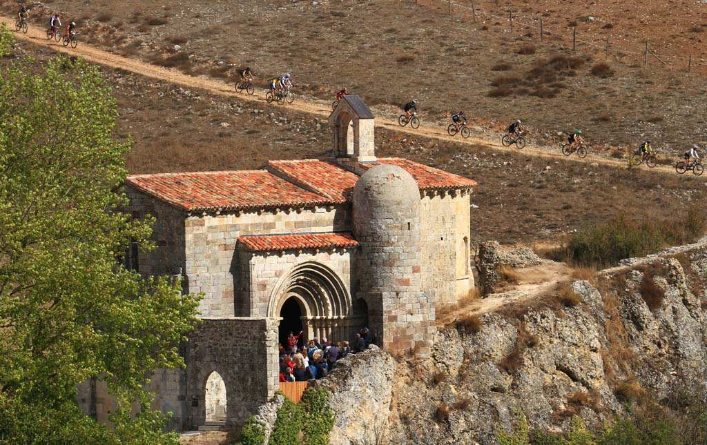 Románico norte. Un recorrido por la antigua Merindad de Aguilar de Campoo.