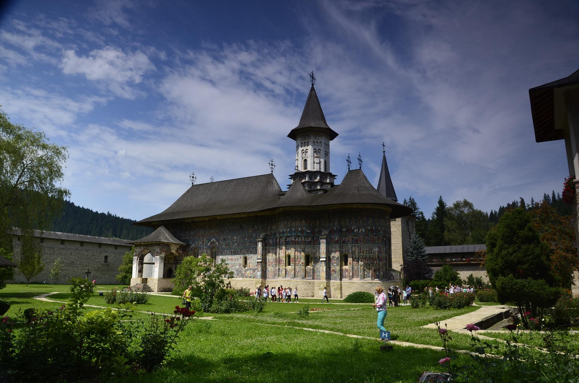 Rumanía Medieval. Transilvania y los monasterios pintados de Bucovina.