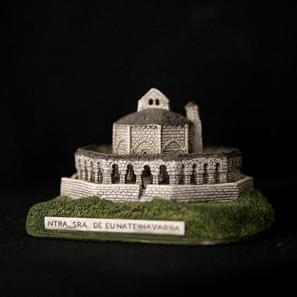 Santa María de Eunate - Muruzábal (Navarra) (mediana)