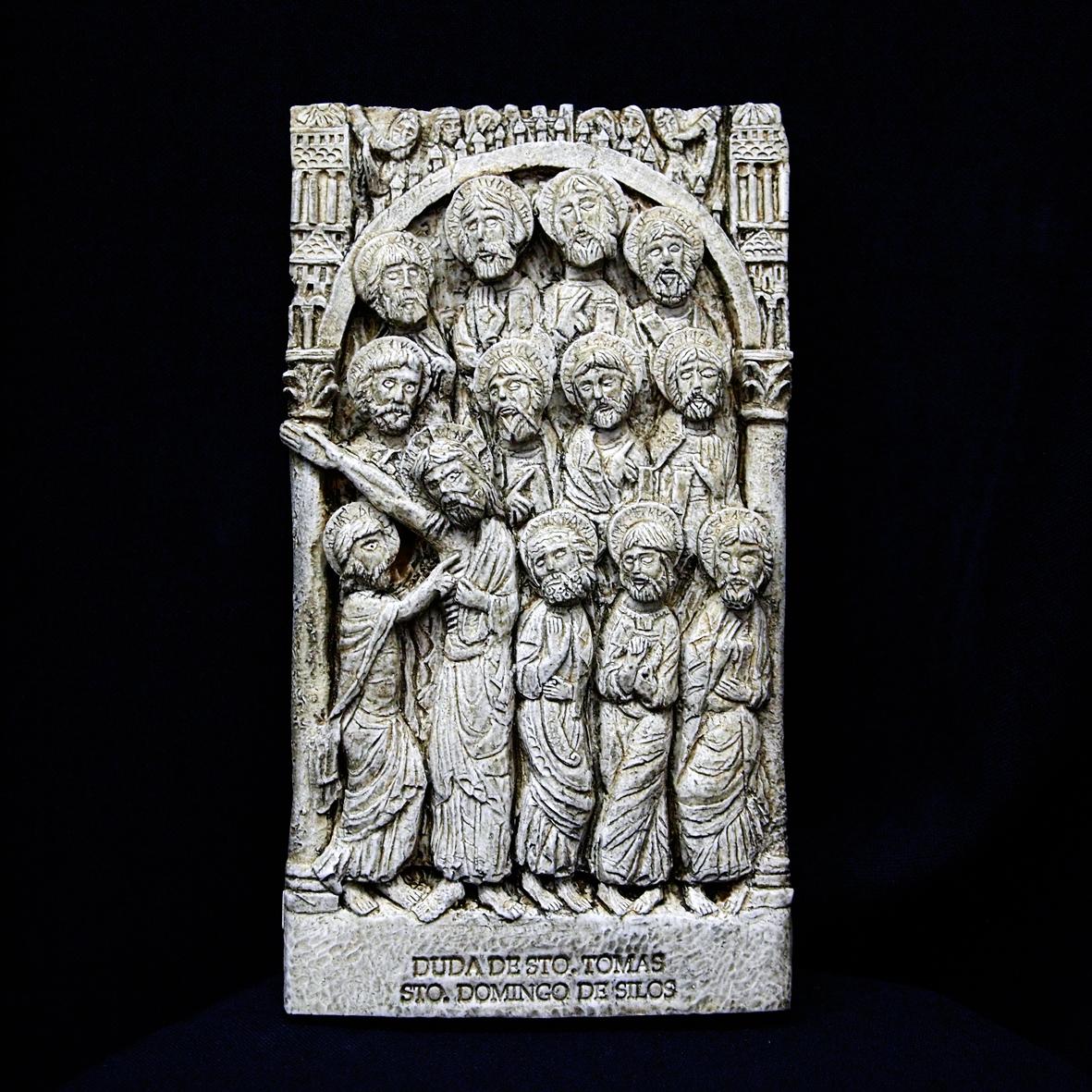 Tabla de la Duda de Santo Tomás en el Monasterio de Santo Domingo de Silos (Burgos)