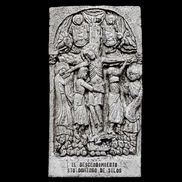 Tabla del Descendimiento de Santo Domingo de Silos (Burgos)