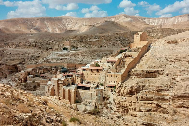 Tierra Santa. Civilizaciones milenarias