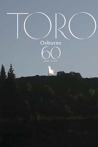 Toro Osborne 60 años