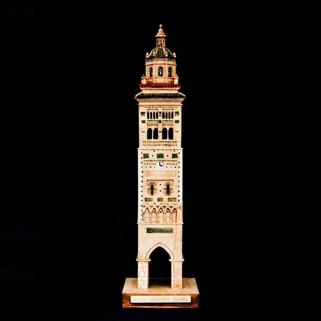 Torre de la Catedral de Teruel (Teruel)