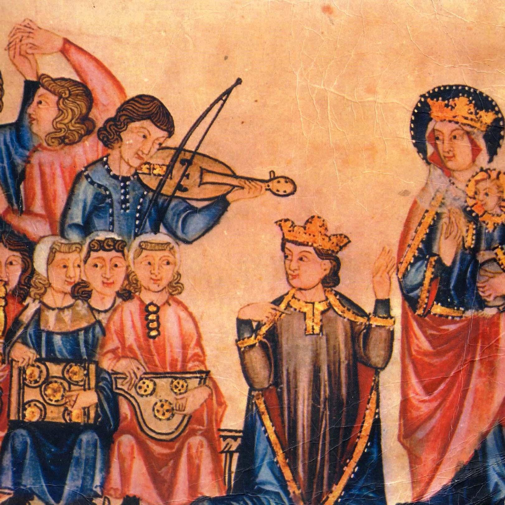 VI TALLER DE MÚSICA MEDIEVAL. La música de las Cantigas de Santa María