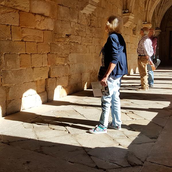 Visitas Santa María la Real. Entrada Grupos