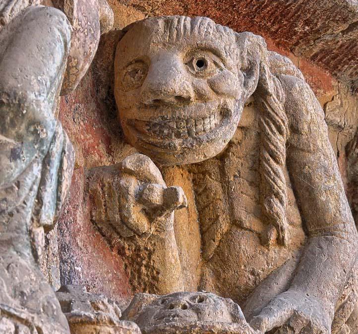 XX LAS CLAVES DEL ROMÁNICO: A propósito de Satán. El submundo diabólico en tiempos del románico