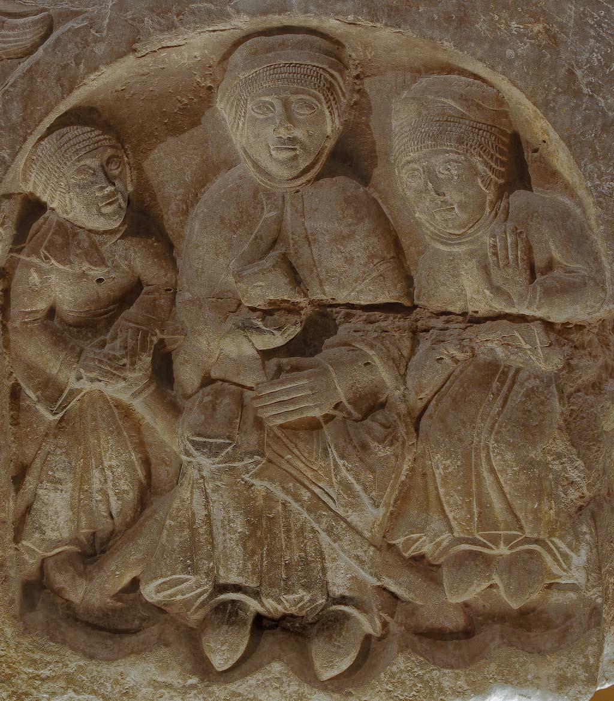 XXI LAS CLAVES DEL ROMÁNICO (JULIO) Féminas. El protagonismo de la mujer en los siglos del románico