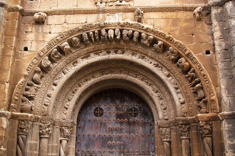 Zaragoza. El románico de las Cinco Villas